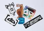 Sticker Pack I