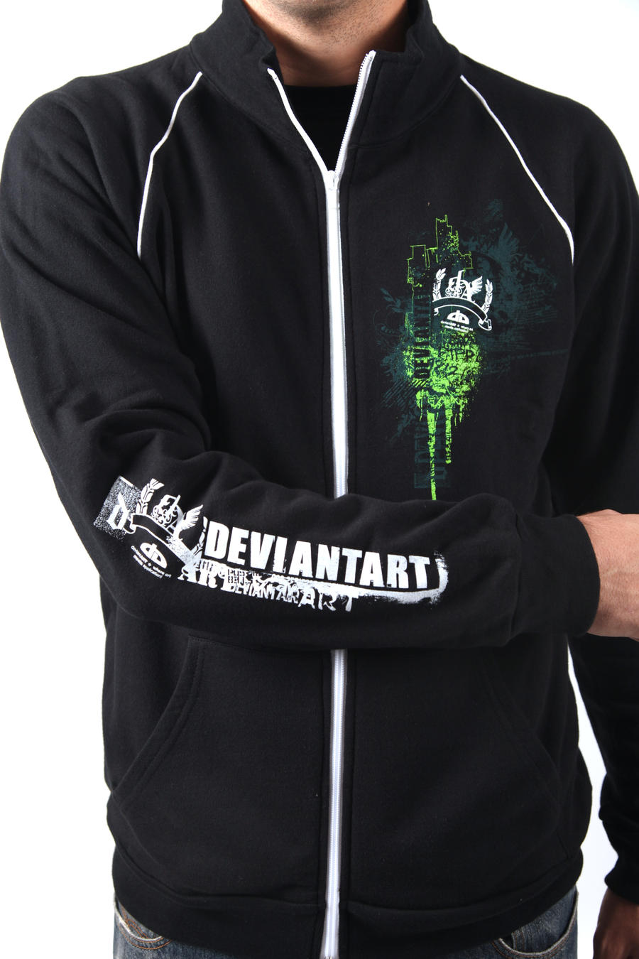 Ekto Track Jacket by deviantWEAR