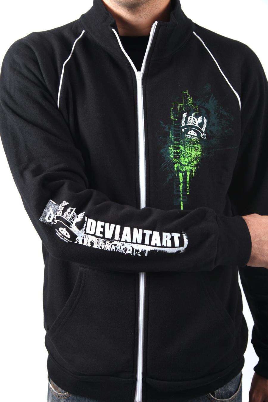 Ekto Track Jacket by deviantARTGear