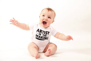 Artist In The Making White - Baby