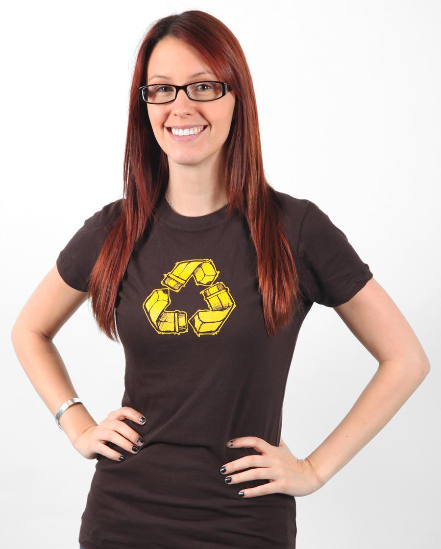 Recycle T-Shirt by deviantARTGear