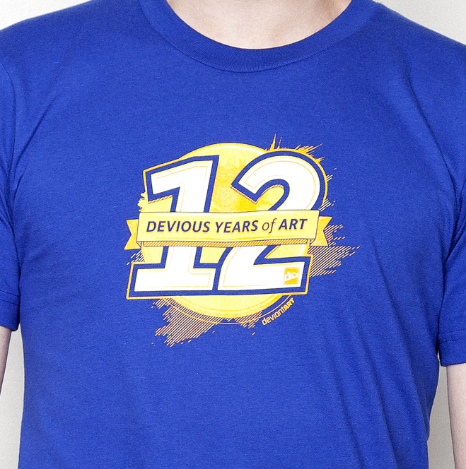 12th Birthday T-Shirt by deviantARTGear