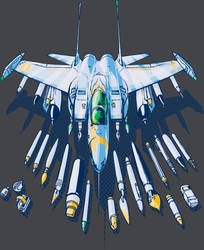 Art Not Bombs T-Shirt - Grey
