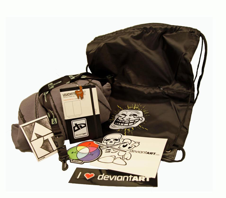 deviant Hoodie Bundle by deviantARTGear