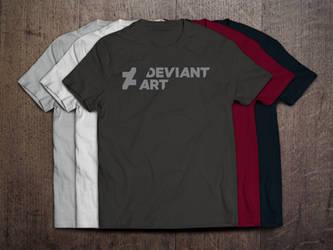 Where Art Starts - Gray by deviantWEAR