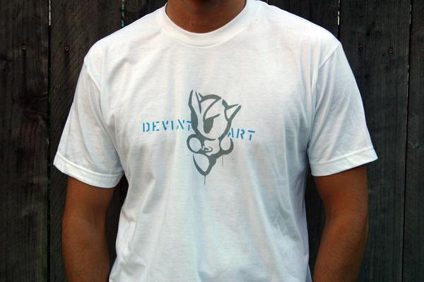 deviantART Fella White by deviantARTGear