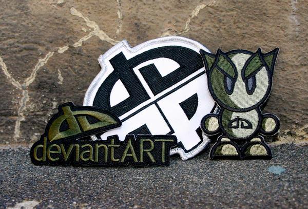 Patches by deviantARTGear