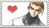 Stamp: Rufus love by OsirisMaru