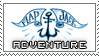 Stamp: ADVENTURE by OsirisMaru