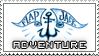 Stamp: ADVENTURE by OsirisMaru