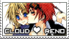 Stamp: Reno X Cloud by OsirisMaru