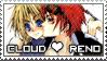 Stamp: Reno X Cloud by OsirisMaru