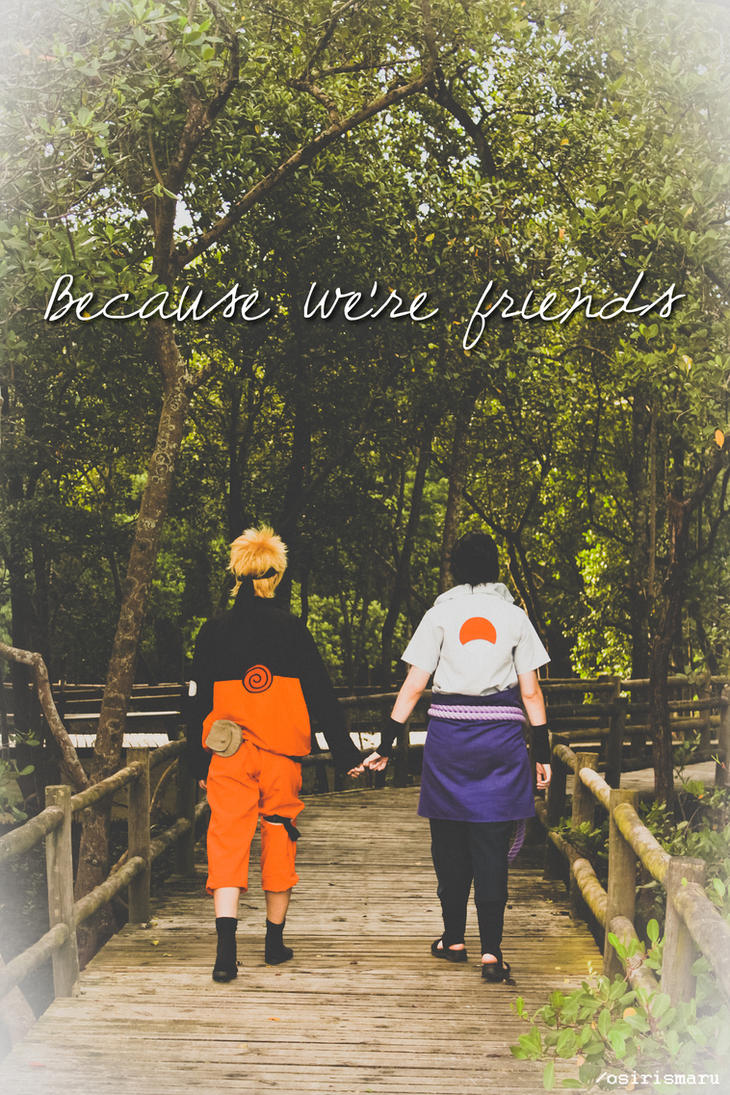 Our number one dream: Because we're friends by OsirisMaru