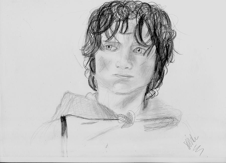 Frodo Baggins by SophieAnna97