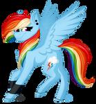 Rainbow Dash [Collab]