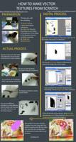 Vector Texture Tutorial by dirteaicecream