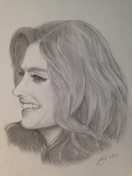 Kate Beckett - Drawing