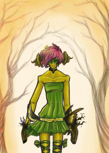 Faun Limes by ashia1989