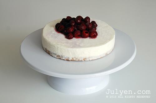 Ice Cream Cheesecake - II by Julyendiary