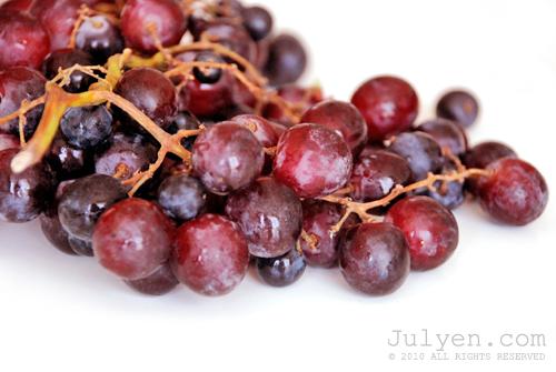 Grape by Julyendiary