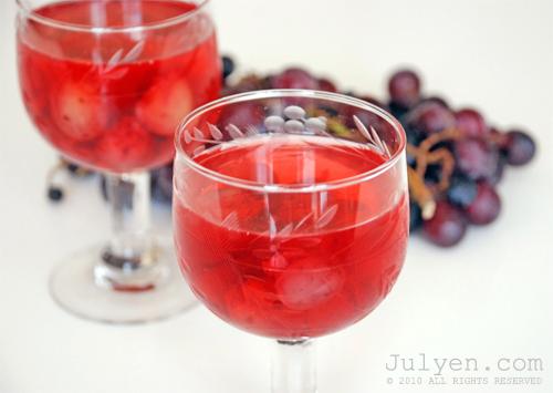 Grape compote - II by Julyendiary