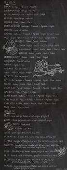 The Eat Seasonably Calendar