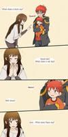 Does Jumin Han is gay? by Marsy3