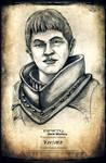 Risen2 Portrait Venturo3 by ArthusokD