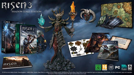 Risen3 Shadow Lord Edition