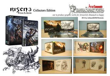 Workflow Risen3 Collectors Edition