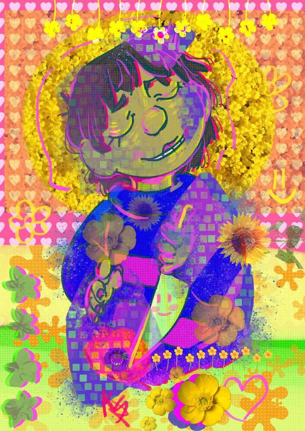 LOVE g a r d e n by StrangeRaven
