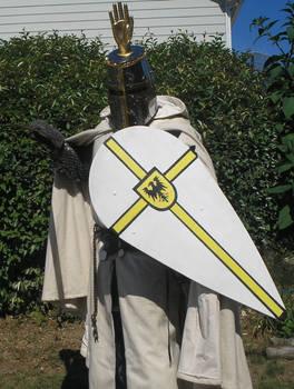 Teutonic Knight from Alexander Nevsky