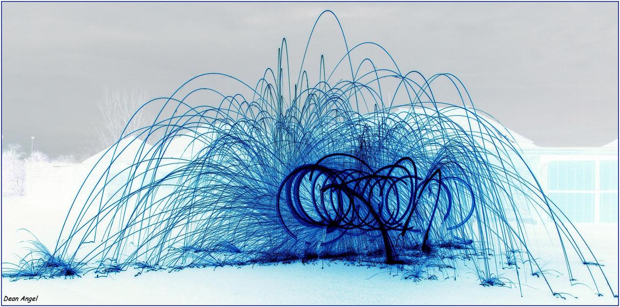 Blue Spin by wallawallabigguy
