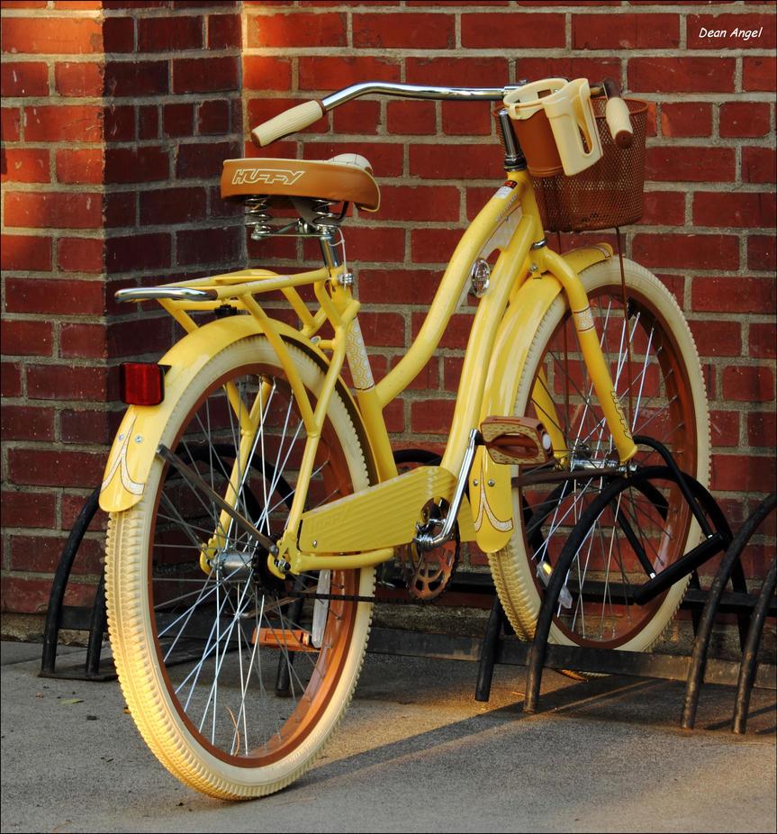 Bike by wallawallabigguy