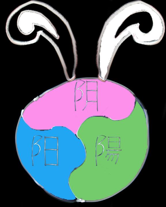 Yin Yang Yo Logo - Skywritten