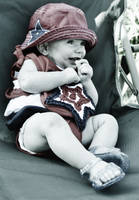 4th of july baby by K-L-R