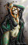 Step into the light Midna...