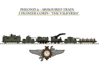 Pheonix 6 - Armoured Train
