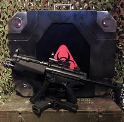 Resident Evil: Operation Raccoon City G-Virus Case