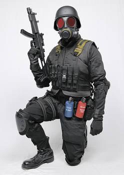 HUNK - Operation Raccoon City