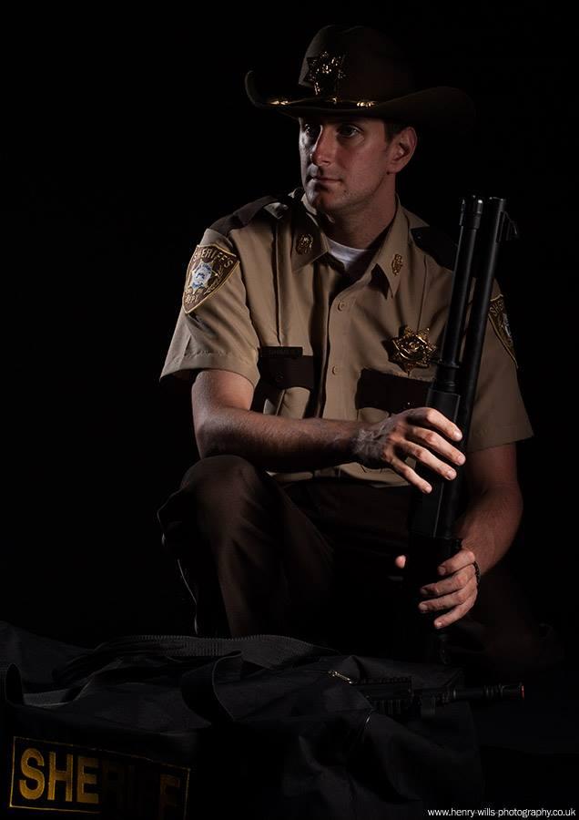 Deputy Rick Grimes by Leadmill