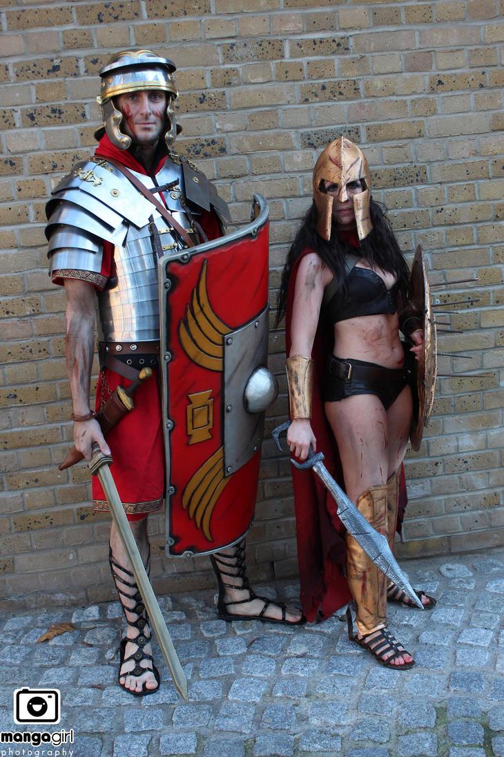 Rome v Sparta by Leadmill