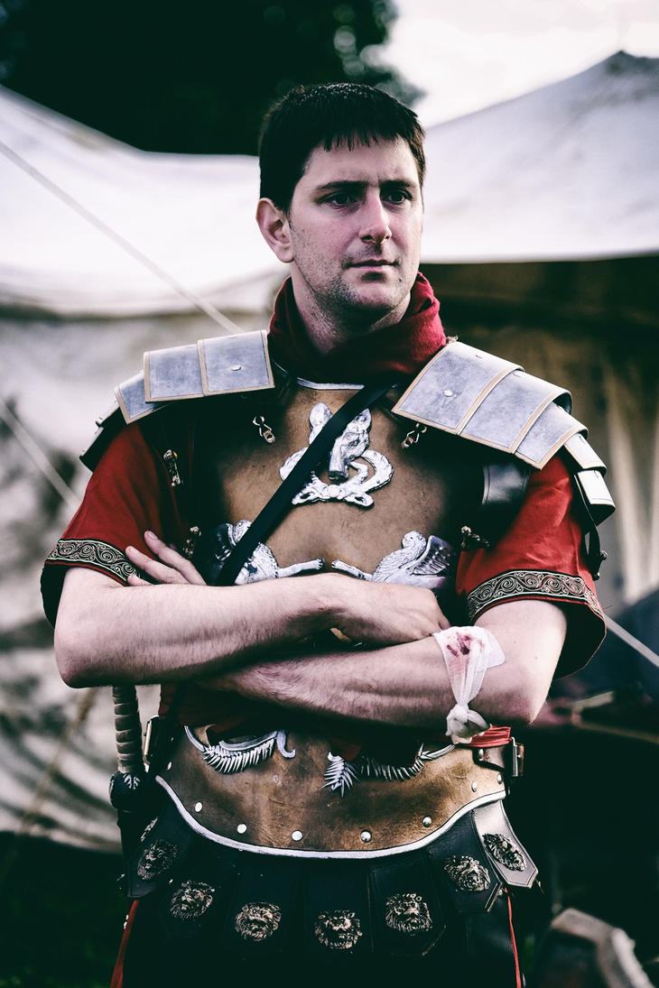 Soldier of Rome by Leadmill