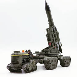 Warhammer 40,000 Deathstrike and Artillery Tractor