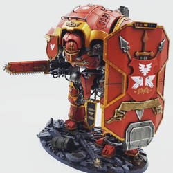 Imperial Knight Angelus Israe