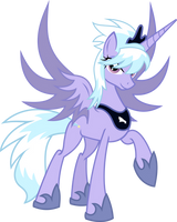 Princess Cloudchaser by zapplebow