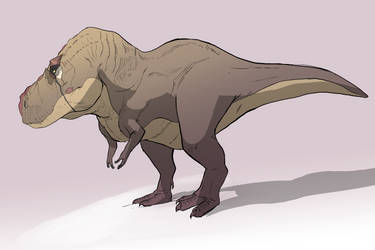 Rexy by KidGalactus