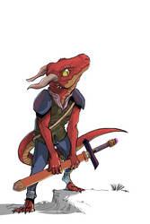 Kobold swordsmen are the best swordsmen by KidGalactus