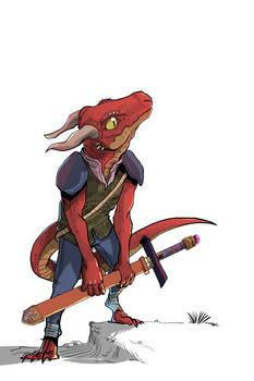 Kobold swordsmen are the best swordsmen