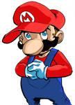 The elder plumber